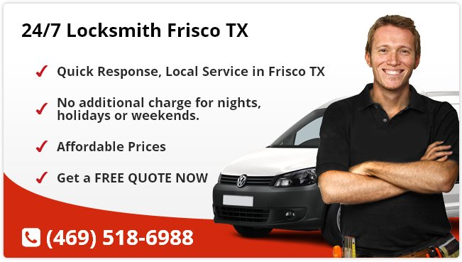 Frisco TX Locksmith